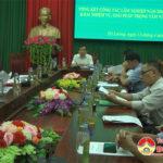 Đô Lương tham gia hội nghị trực tuyến triển khai công tác lâm nghiệp năm 2021