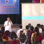 Chi cục Dân số – KHHGĐ tỉnh tổ chức truyền thông, tư vấn chăm sóc sức khỏe sinh sản cho phụ nữ tại Hiến Sơn