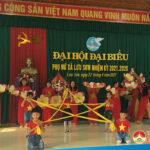 Đại hội đại biểu hội phụ nữ xã Lưu Sơn nhiệm kỳ 2021 – 2026
