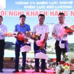 Điện lực Đô Lương tổ chức hội khách nghị hàng năm 2021