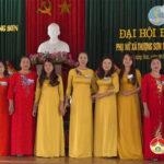 Đại hội đại biểu phụ nữ xã Thượng Sơn nhiệm kỳ 2021-2026