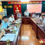 BCH Đảng bộ huyện Đô Lương sơ kết công tác xây dựng Đảng quý I và triển khai nhiệm vụ quý II