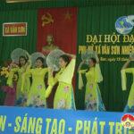 Hội phụ nữ xã Văn Sơn tổ chức Đại hội đại biểu nhiệm kỳ 2021 – 2026