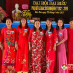 Đại hội Đại biểu Hội phụ nữ xã Bắc Sơn  nhiệm kỳ 2021-2026