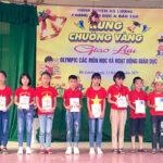 Phòng GDĐT Đô Lương hội thi rung chuông vàng cấp Tiểu học