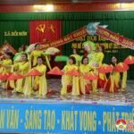 Xã Bồi Sơn tổ chức Đại hội đại biểu hội LHPN nhiệm kỳ 2021 – 2026