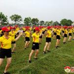 Xã Đông Sơn tổ chức Đại hội thể dục thể thao lần thứ IX năm 2021.