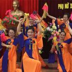 Đại hội đại biểu Hội phụ nữ xã Tân Sơn  nhiệm kỳ 2021 – 2026