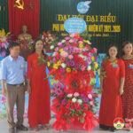 Hội LHPN xã Ngọc Sơn tổ chức đại hội đại biểu nhiệm kỳ 2021 – 2026