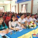 Đại hội đại biểu phụ nữ Giang Sơn Đông nhiệm kỳ 2021- 2016
