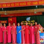 Xã Trung Sơn tổ chức Đại hội đại biểu Hội LHPN nhiệm kỳ 2021 – 2026