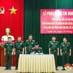 Sư đoàn 324 phát động thi đua cao điểm chào mừng bầu cử đại biểu Quốc hội khóa XV và đại biểu Hội đồng nhân dân các cấp.