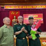 CCB Sư đoàn 304 gặp mặt nhân kỷ niệm ngày giải phóng miền Nam 30/4