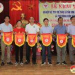 Xã Tân Sơn tổ chức Đại hội TDTT lần thứ IX năm 2021