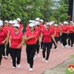 Xã Yên Sơn tổ chức Đại hội TDTT lần thứ IX năm 2021.