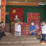 Đồng chí Đoàn Văn Lợi – Phó chủ tịch HĐND huyện kiểm tra công tác chuẩn bị bầu cử tại các xã
