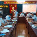 Huyện ủy Đô Lương tổ chức hội nghị bổ cứu công tác chỉ đạo bầu cử Đại biểu Quốc hội và HĐND các cấp nhiệm kỳ 2021-2026