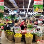 Đô Lương tham gia gian hàng tuần lễ đặc sản tại siêu thị Vinmart Hà Nội.