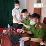 Công an Đô Lương đã làm 95 nghìn thẻ căn cước gắn chíp điện tử cho người dân