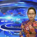 Nguy hiểm ngã tư không đèn tín hiệu ở xã Lưu Sơn- Đô Lương