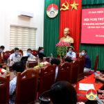 Huyện Đô Lương tham gia hội nghị trực tuyến toàn quốc về tình hình, giải pháp cấp bách phòng, chống Covid – 19