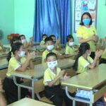 Các trường học ở Đô Lương khẩn trương tổng kết năm học để phòng chống dịch