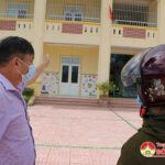Cả 3 trường hợp F1 tại xã Thuận Sơn đã có kết quả xét nguyện âm tính lần 1.