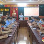 """Công đoàn, cơ quan Huyện ủy Đô Lương phát động ủng hộ quỹ phòng, chống dịch Covid 19 và """"Quỹ Vì người nghèo"""" năm 2021"""