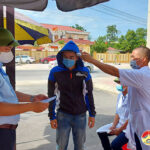 Đô Lương tổ chức đấu giá 69 lô đất đảm bảo an toàn phòng chống dịch Covid – 19