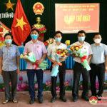 Thị Trấn Đô Lương tổ chức kỳ họp thứ nhất Hội đồng nhân dân khóa VII nhiệm kỳ 2021-2026