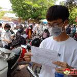 Môn Văn kì thi tuyển sinh vào lớp 10 THPT tại huyện Đô Lương vừa sức với các thí sinh