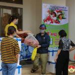 Đô Lương tiêu thụ 10 tấn vải thiều Bắc Giang