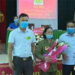 Hội cựu Thanh niên xung phong xã Lạc Sơn tổ chức Đại hội khóa IV nhiệm kì 2021 – 2026