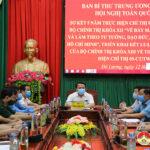 Đô Lương tham gia hội nghị trực tuyến toàn quốc sơ kết 5 năm thực hiện chỉ thị số 05- CT/TW của Bộ chính trị khóa XII về đẩy mạnh học tập và làm theo tư tưởng, đạo đức, phong cách Hồ Chí Minh, triển khai kết luận 01-TL/TW của Bộ chính trị khóa XIII.