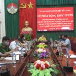 Đô Lương tham gia hội nghị trực tuyến lễ phát động tháng hành động Vì trẻ em năm 2021