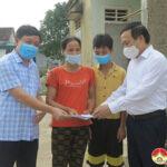 Hội nông dân tỉnh Nghệ An thăm và làm việc hội nông dân huyện Đô Lương