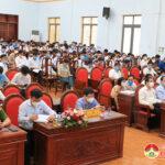 HĐND huyện Đô Lương khai mạc kì họp thứ 2 khóa XX nhiệm kì 2021 – 2026