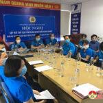 Hội nghị trực tuyến gặp mặt Chủ tịch Công đoàn cơ sở khối doanh nghiệp