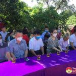Hội chữ thập đỏ Đô Lương  khởi công xây nhà cho thương binh nghèo