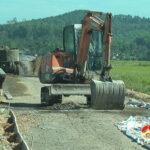 Xã Hòa Sơn đầu tư 2,8 tỷ đồng nâng cấp đường giao thông nông thôn