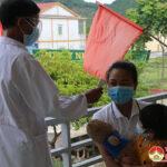 Đô Lương tổ chức cách ly tập trung cho 1227 người
