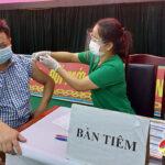 Đô Lương triển khai tiêm phòng Vaccine Covid- 19 đợt 9 cho 703 người