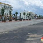 Hợp tác xã Chợ Hải An Đô Lương bàn giao công trình đường QL7 mở rộng và cơ sở vật chất chợ tạm Trung tâm thương mại