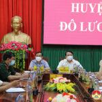 Hội nghị trực tuyến của Thường trực BCĐ phòng, chống Covid – 19 tỉnh triển khai nhiệm vụ, giải pháp trong thời gian tới