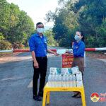 Tuổi trẻ Đô Lương tổ chức nhiều hoạt động tình nguyện phòng, chống dịch Covid-19