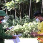 Công an Đô Lương xử phạt 28 trường hợp 34 triệu đồng.