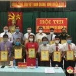 Đô Lương tổ chức hội thi báo cáo viên, tuyên truyền viên giỏi năm 2021