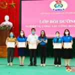 LĐLĐ huyện Đô Lương tập huấn nghiệp vụ cho 395 cán bộ công đoàn cơ sở