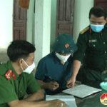 Ban chỉ huy Quân sự huyện Đô Lương đảm bảo khu cách ly đón công dân